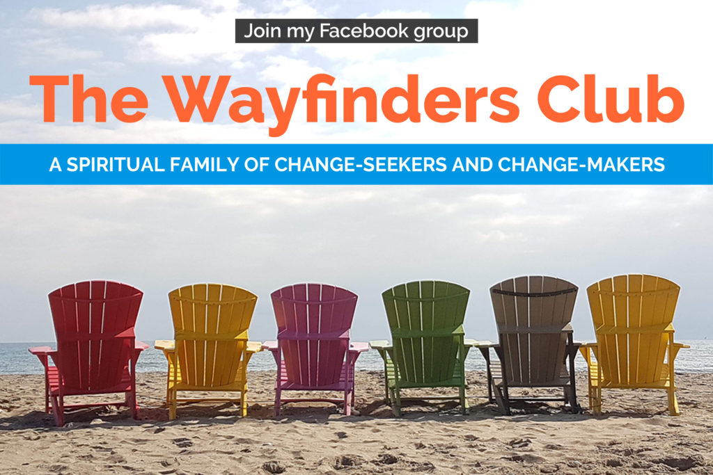 Join The Wayfinders Club